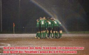 Read more about the article SG HoKa Pokalspiele ! + Tischtennis !
